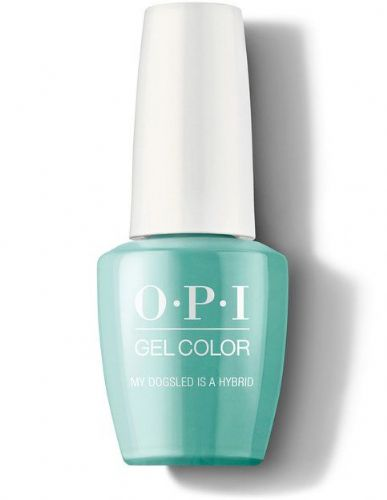 OPI Gelcolor My dogsled is a hybrid